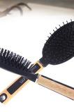 Mode Health Care leichte Massage Anti-Statik Holz verarbeiten kleine Spiegel & Kamm