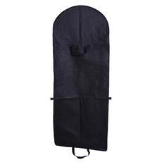 Schwarzen nichtgewebte Gewebe und Kleid große Staubschutz Staub Mütze Falten Hochzeitskleid