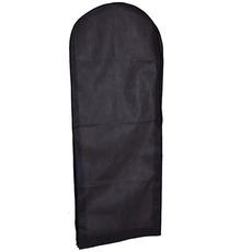 Dicke schwarze Vlies Gaze Kleid Staubschutz Kleid Tasche hochwertiges Kleid Staub Staubschutz