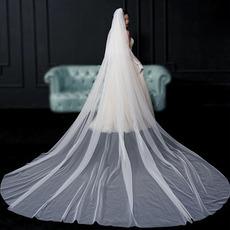 Braut Schleier Schleier einfache Schleier Braut Foto lange Schleier Hochzeit Zubehör