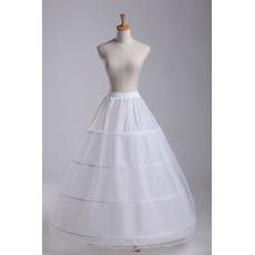 Zwei bündel Erweitern Vier Felgen Durchmesser Modisch Hochzeit Petticoat