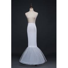 Elasthan Neuer Stil Elastische Taille Hochzeitskleid Hochzeit Petticoat
