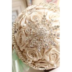 Diamant Hochzeit Perle Hochzeit Foto Layout Deko-Ideen mit Blumen