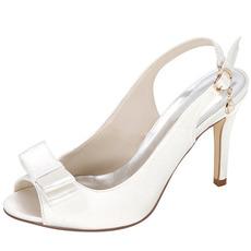 Sommer Satin High Heels Edle Elegante Bankett High Heels Hochzeit Prom Frauenschuhe