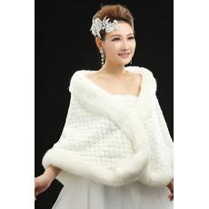 Lange Luxus Outdoor Dicke Warm Winter Hochzeit Schal