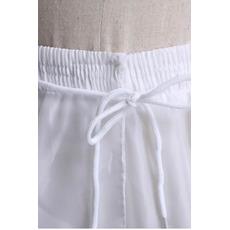 Taille Volles Kleid Drei Felgen Standard Neuer Stil Hochzeit Petticoat