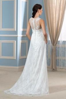 Schöne Schärpen große Größe Spitzenüberlagerung Hochzeitskleid