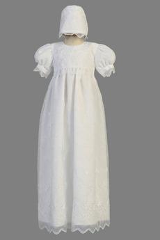 Zeremonie Sommer Reißverschluss Prinzessin Blumenmädchen kleid