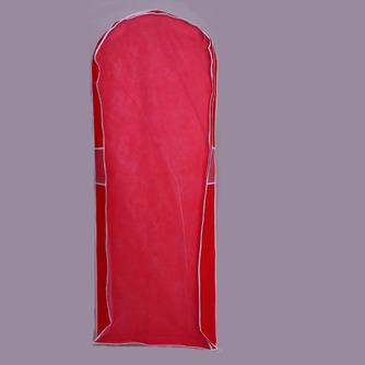 Hochzeit Kleid Staubschutz rot solide staubdicht Abdeckung Staubschutz Bestellung Moviemaker Staubschutz - Seite 2