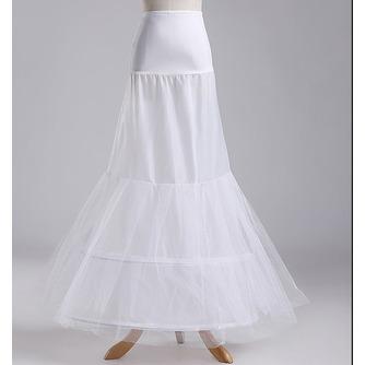 Korsett Glamourös Perimeter Meerjungfrau Doppelgarn Hochzeit Petticoat - Seite 2