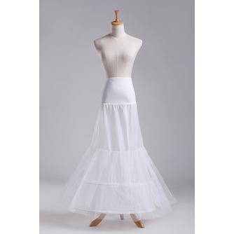 Korsett Glamourös Perimeter Meerjungfrau Doppelgarn Hochzeit Petticoat - Seite 1