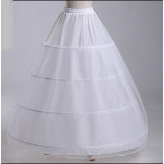 Zwei bündel Erweitern Vier Felgen Durchmesser Modisch Hochzeit Petticoat - Seite 2