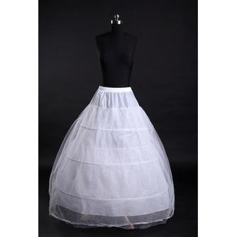 Volles Kleid Zwei bündel Standard Starkes Netz Perimeter Hochzeit Petticoat - Seite 2