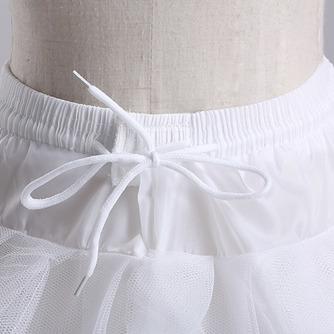 Jahrgang Standard Drei Felgen Zwei bündel Perimeter Hochzeit Petticoat - Seite 3