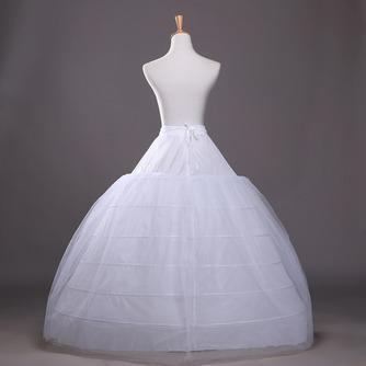 Hochzeitskleid Breite Erweitern Elegante Sechs Felgen Hochzeit Petticoat - Seite 3