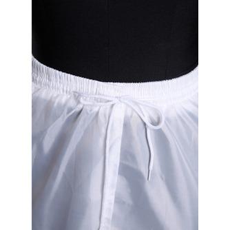 Volles Kleid Zwei bündel Standard Starkes Netz Perimeter Hochzeit Petticoat - Seite 3