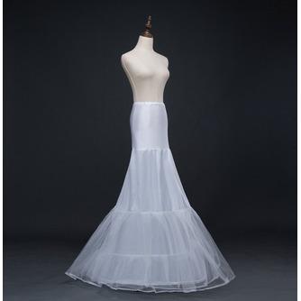 Hochzeitskleid Meerjungfrau Korsett Perimeter Glamourös Elasthan Hochzeit Petticoat - Seite 2