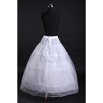 Volles Kleid Zwei bündel Standard Starkes Netz Perimeter Hochzeit Petticoat - Seite 1