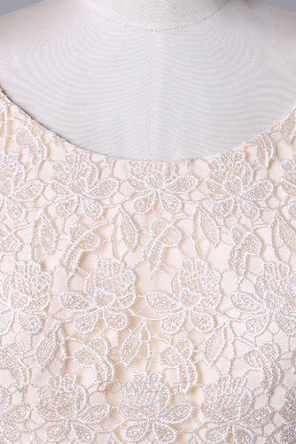Lange Ärmel Anzug Hochzeit Spitzenüberlagerung Mutter der Braut Kleid - Seite 8