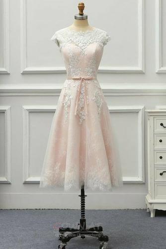 Spitzenüberlagerung Juwel Strand Glamourös Sommer Hochzeitskleid - Seite 6